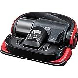 Samsung POWERbot VR20J9010UR Aspirapolvere Robot, colore: Rosso, Nero, Argento