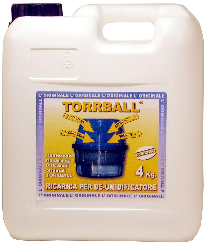 EUROMECI Torr-Ball Ricarica, Rirarica per Deumidificatore, 4000 g. Brava ETORR3
