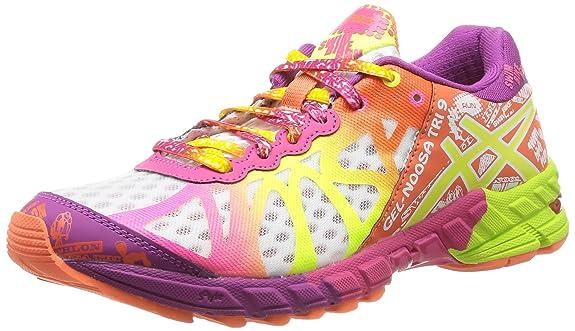 zapatillas asics mujer de colores