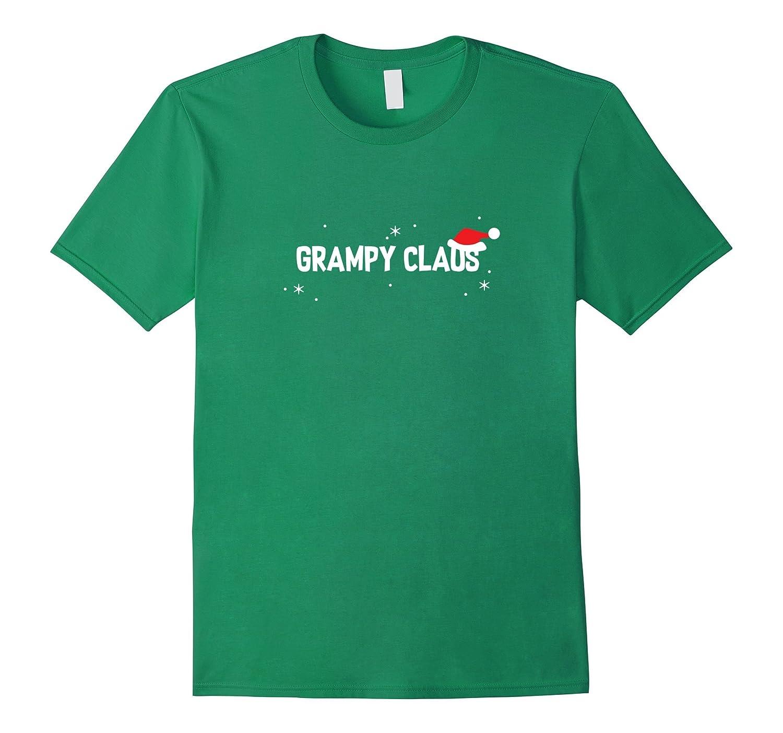Grampy Claus Christmas Shirt_ Funny Cute Holiday Gift-T-Shirt