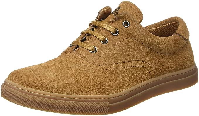 Scalpers DAYED Insignia 04:Camel, Zapatos de Cordones para Hombre, 39: Amazon.es: Ropa y accesorios