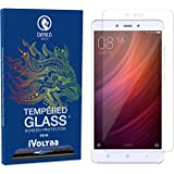 iVoltaa Drako Shield Tempered Glass Screen Protector for Redmi Note 4
