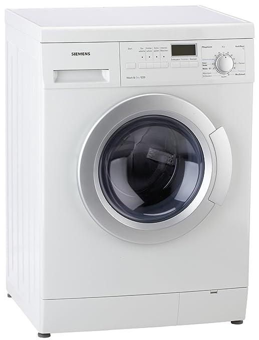 Siemens WXD1220 Independiente Carga frontal C Blanco - Lavadora ...