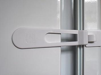 Kühlschrank Verriegelung : Kühlschrank oder gefrierschrank kindersicherung verschluss