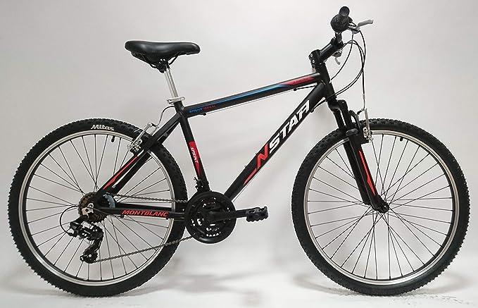 New Star Everest Bicicleta BTT Aluminio TX30, Hombres, s: Amazon.es: Deportes y aire libre