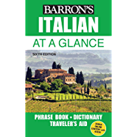 Italian At A Glance, 6th edition (At a Glance Series)