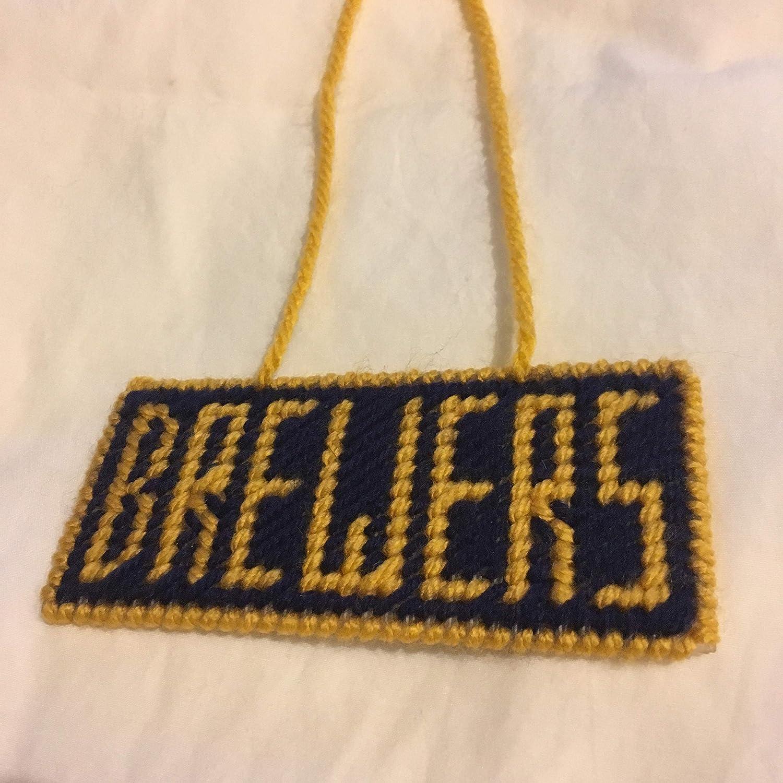 Milwaukee Brewers Ornament
