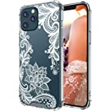 Cutebe Case for iPhone 12 pro max, Shockproof Series Hard PC+ TPU Bumper Protective Case for iPhone 12 Pro Max 6.7 Inch 2020