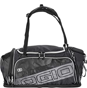 OGIO 5919323OG Gravity Black/Silver Gear Bag