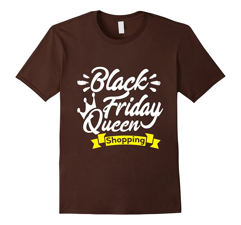 Black Friday Shopping Queen 2017 T-Shirt-FL