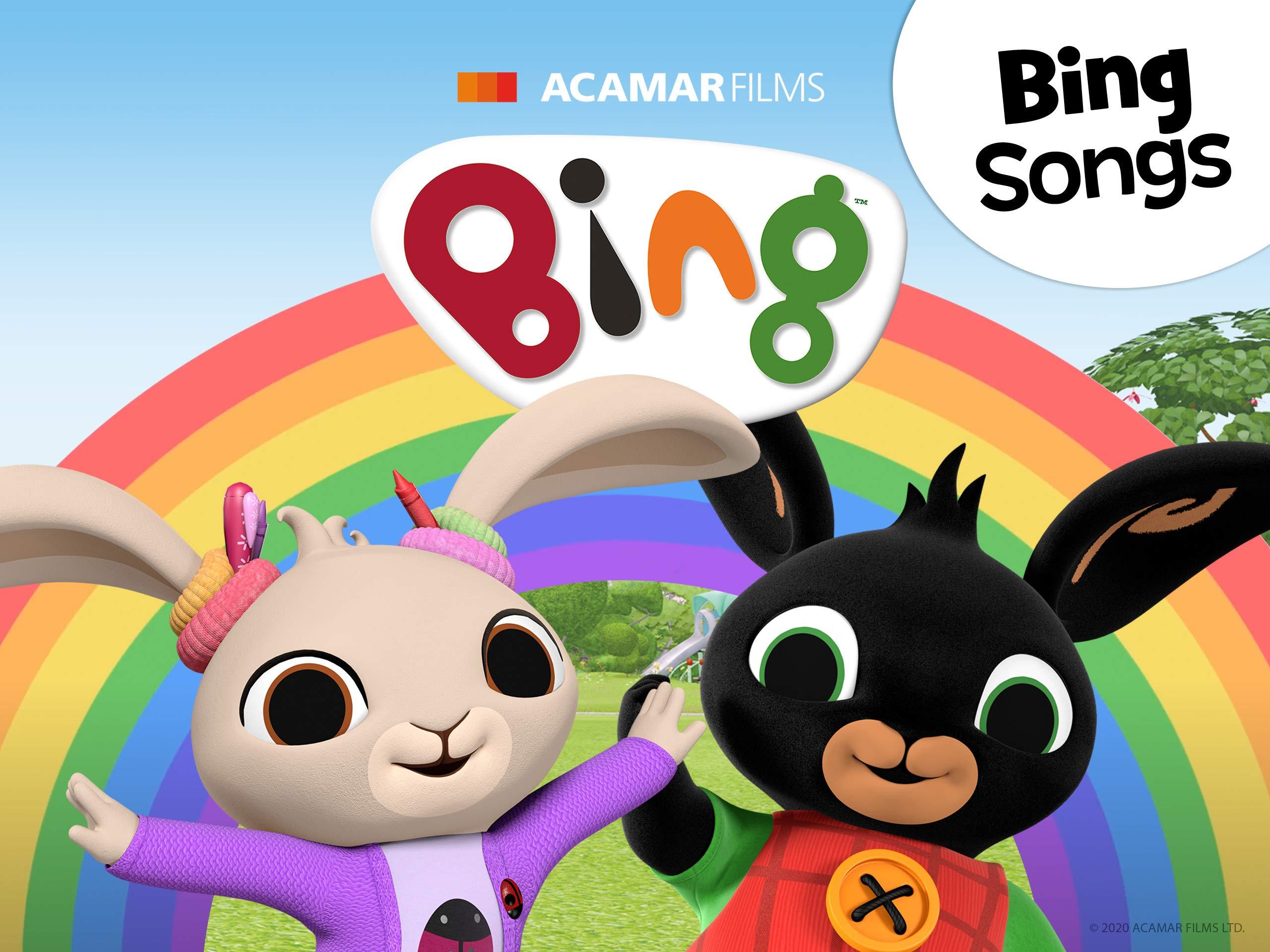 Bing Songs - Season 1