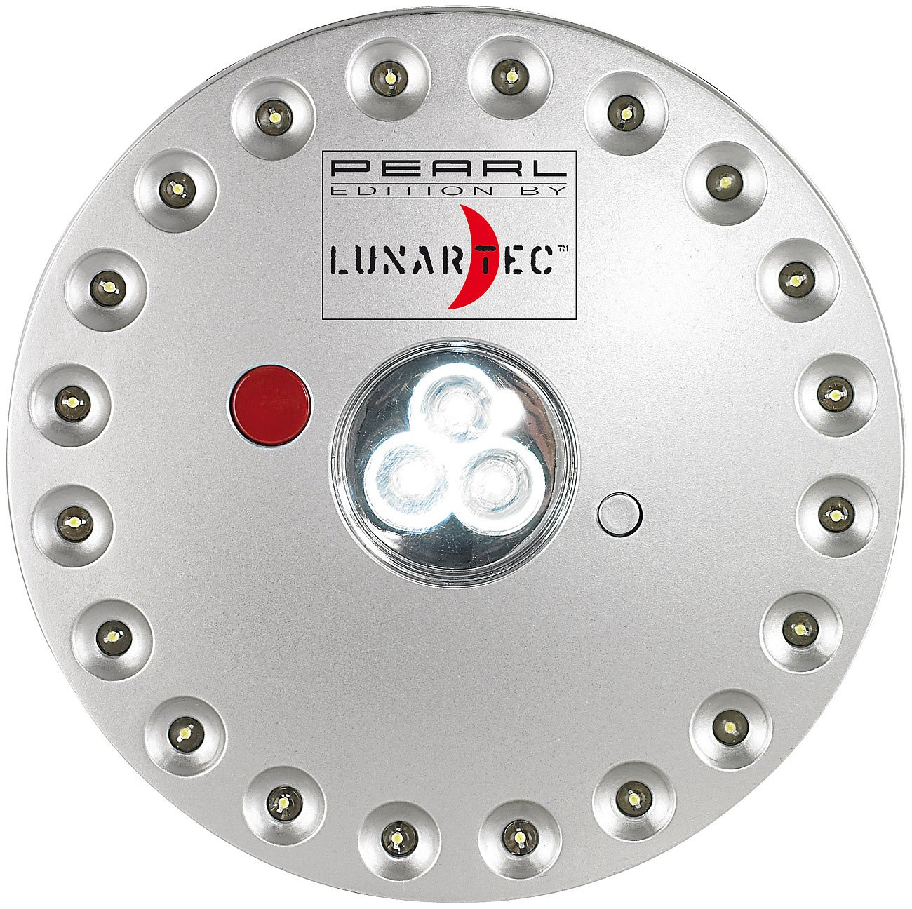 Lunartec lampe mit batterie rundleuchte mit 203 leds inklusive lunartec lampe mit batterie rundleuchte mit 203 leds inklusive fernbedienung led mit batterie und fernbedienung amazon kche haushalt parisarafo Images