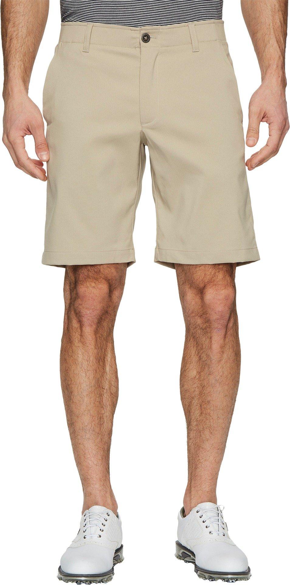 Under Armour Men's Showdown Golf Shorts, City Khaki (299)/City Khaki, 34 by Under Armour