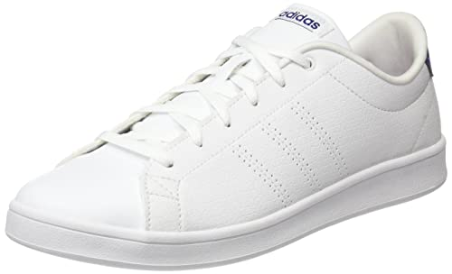 Advantage Cl QT, Scarpe da Ginnastica Basse Donna, Bianco (Footwear White/Footwear White/Mystery Ink), 42 2/3 EU adidas