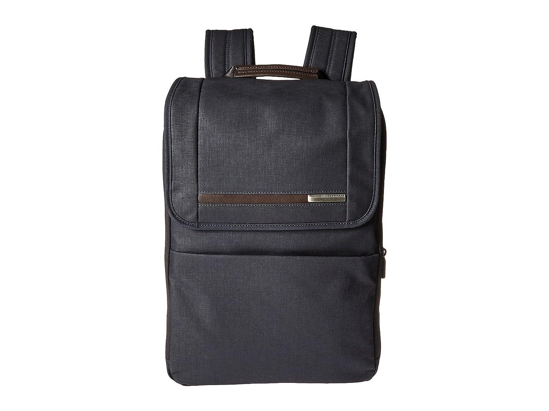 [ブリッグス アンド ライリー] Briggs & Riley レディース Kinzie Street - Flapover Expandable Backpack バックパック [並行輸入品]  ネイビーブルー B01NCA450V