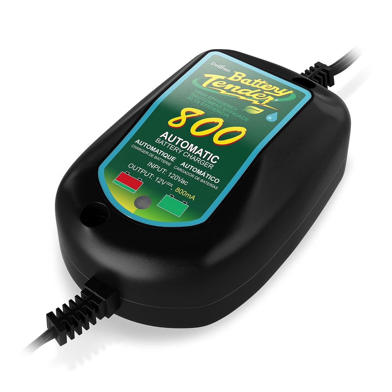 800 mAh Motorrad Batterieladeger/ät 12v Battery Tender 022-0150-DL-EU Ladeger/ät Autobatterie