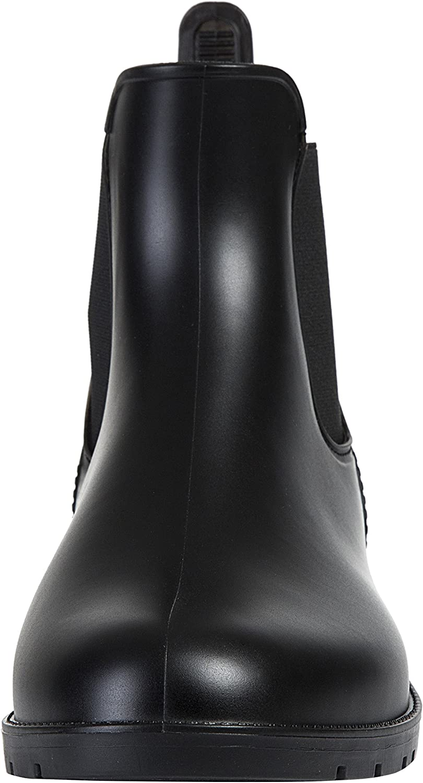 | Asgard Women's Ankle Rain Boots Waterproof Chelsea Boots | Rain Footwear