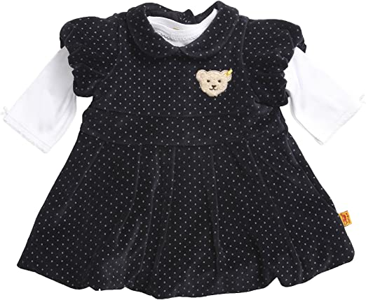 Steiff Baby-M/ädchen Kleid