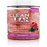 "CLEAN+LEAN NATURAL PERFORMANCE ""PLUS"" by FitFarm USA: Ultra-Clean Workout Catalyst + Healthy Weight Loss Blend, Lean Muscle BCAA's, and Powerful Antioxidants- 100% NON-GMO Ingredients 42 Svgs, 10oz"