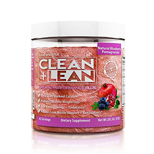Product thumbnail for FitFarm Clean + Lean Workout Catalyst