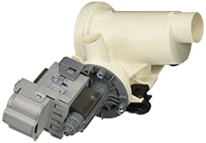 Supco LP280187 Washer Drain Pump Motor Assembly