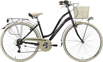 Bicicleta de ciudad Viaggio para mujer de 71 cm con 6 velocidades ...