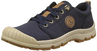 Aigle Tenere Light Low CVS, Chaussures de Randonnée Basses Hommes, Bleu (Dark Navy 001), 41 EU