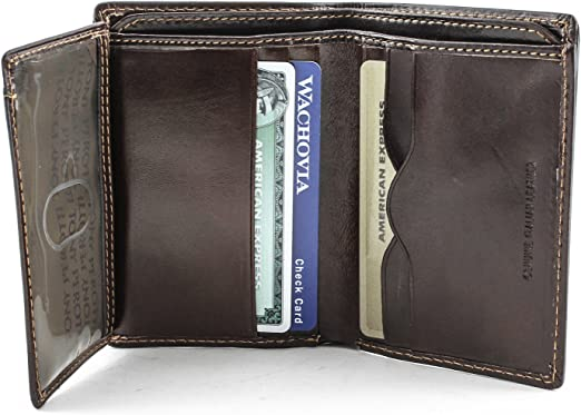 Tony Perotti Men's Credit Card Holders