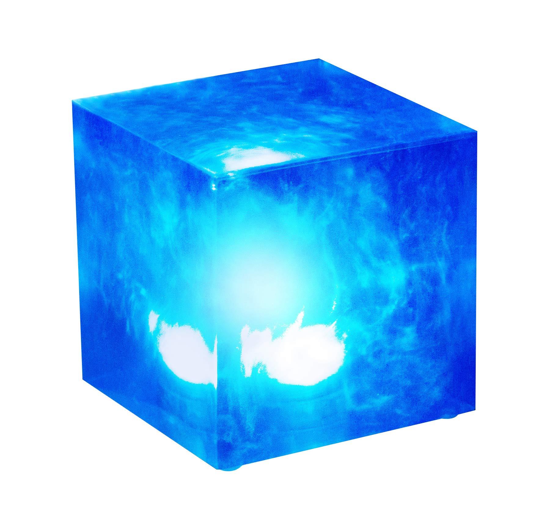 Tesseract Stone,Loki Cosplay,Loki Infinity Stones Tesseract Avengers Endgame Props Red by A&C Hero