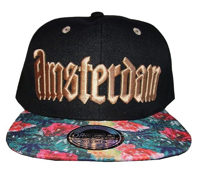 Premium Headwear - Gorra de béisbol - para hombre Amsterdam Talla única   Amazon.es  Ropa y accesorios 24da88b15f6