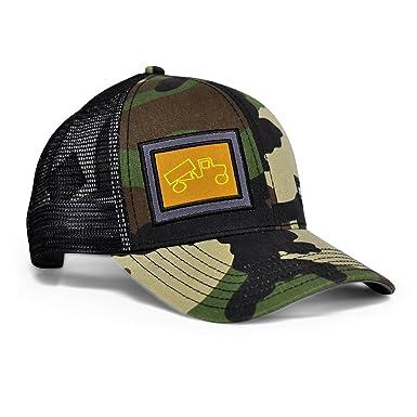 36eab9ba744b1 bigtruck Classic Mesh Snapback Baseball Hat
