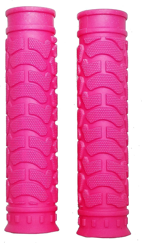 7//8 Length: 130mm Black Mountain Bicycles Handle bar. Fito Rubber Handlebar Grips BMX Bikes Handlebar Diameter: 22.2mm for Beach Cruiser Bike Road Bikes Fixie Fixed Gear Bike