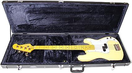 Cassidy EB1D gbroth el bajo eléctrico estuche rígido para guitarra: Amazon.es: Instrumentos musicales