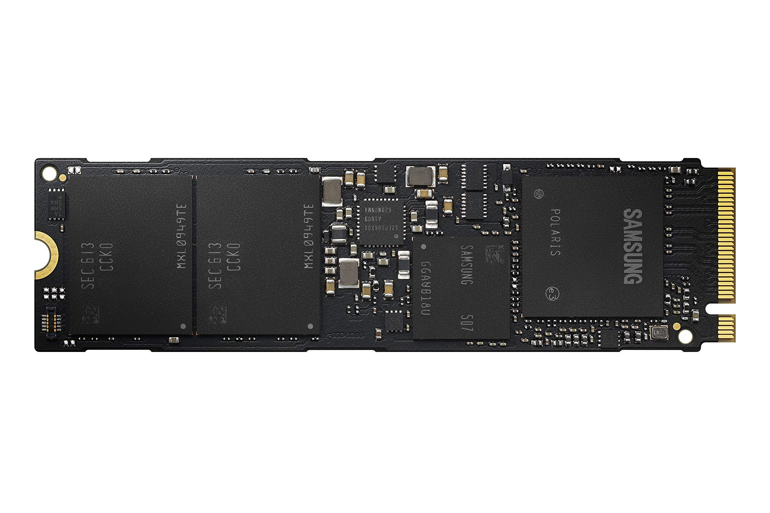 Samsung 960 EVO Series - 500GB NVMe - M.2 Internal SSD (MZ-V6E500BW) (Renewed) by Samsung (Image #4)