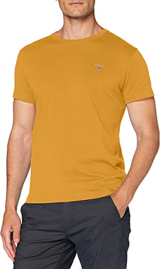 TALLA S. GANT The Original SS T-Shirt Polo para Hombre