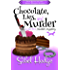 Chocolate, Lies, and Murder (Amber Fox Mysteries book #4): A witty and wacky crime caper full of murder and mayhem (The Amber Fox Murder Mystery Series)