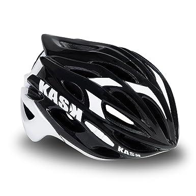 Kask Mojito - Casco de ciclista negro negro Talla:48-58cm