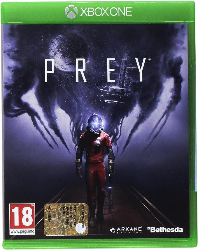 Prey - Xbox One [Importación italiana]: Amazon.es: Videojuegos