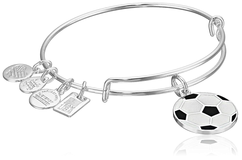 Alex Ani Soccer Expandable Bracelet Image 3