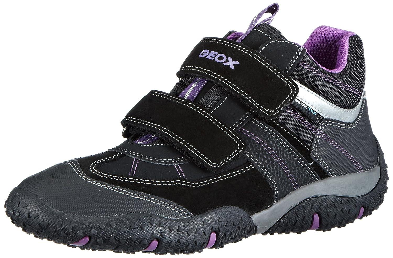 Geox Schuhe Sneaker Turnschuhe Mädchen Klettverschluss 35
