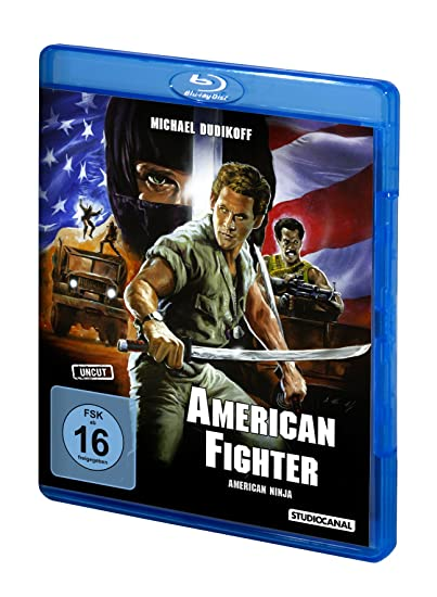 American Fighter - Uncut [Italia] [Blu-ray]: Amazon.es ...
