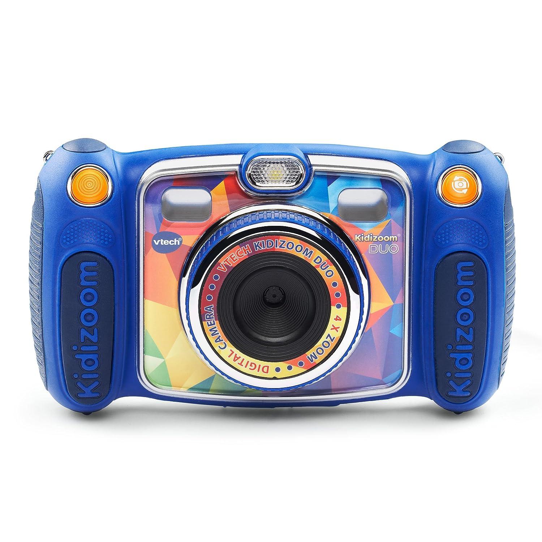 Camera Vtech Kids Camera amazon com vtech kidizoom duo camera blue online exclusive toys games