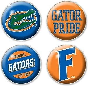 Legacy NCAA Unisex-Adult Fridge Magnet Pack