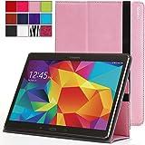 Poetic Slimbook Folio Case for Samsung Galaxy Tab S 10.5 Light Pink