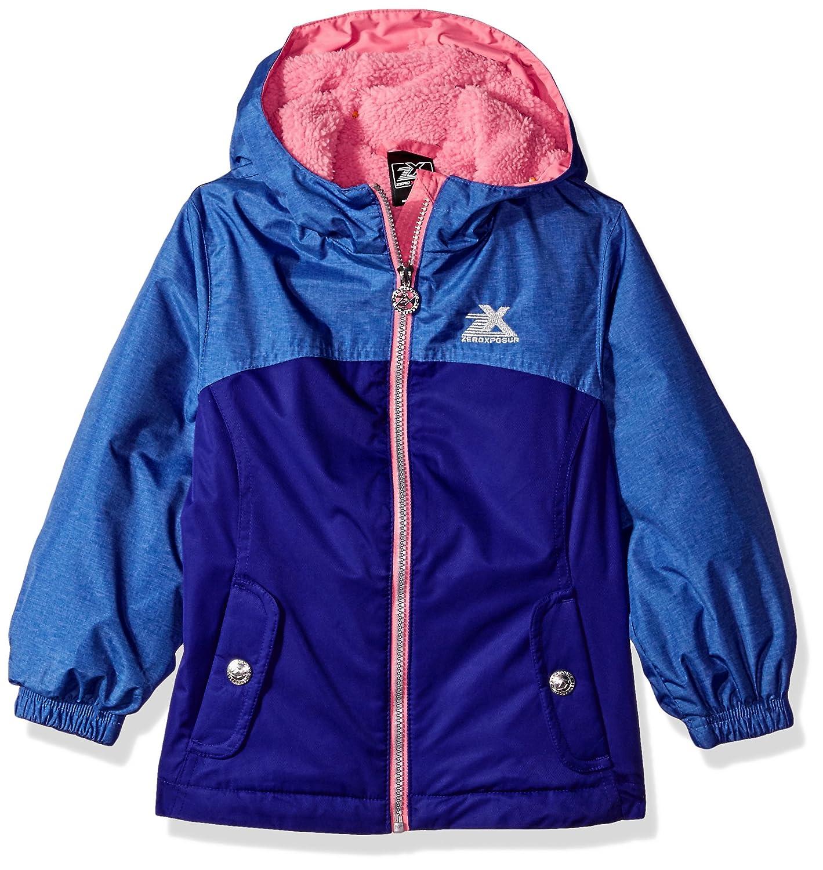 ZeroXposur Little Elissa Jvi Girls Transitional Jacket N21707