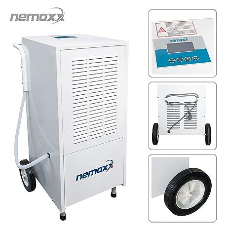 Nemaxx BT120 Deshumidificador secador condensador, deshumidificador (max. 120l/día)