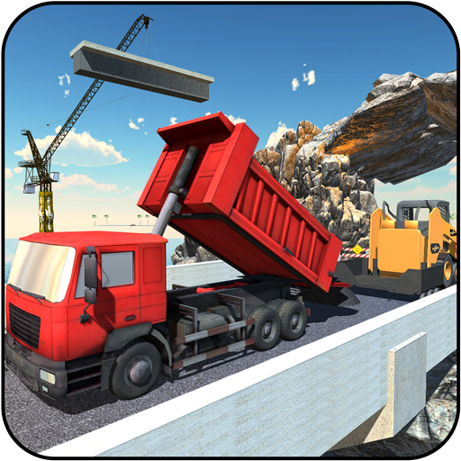 - Road Building Construction Games - Bridge Builder