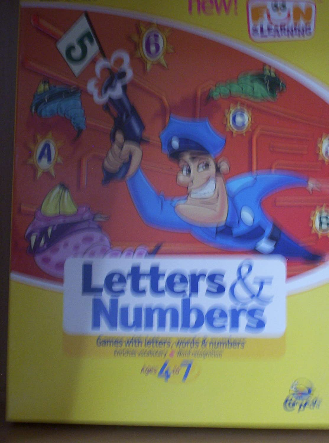 Letters & Numbers (輸入版)