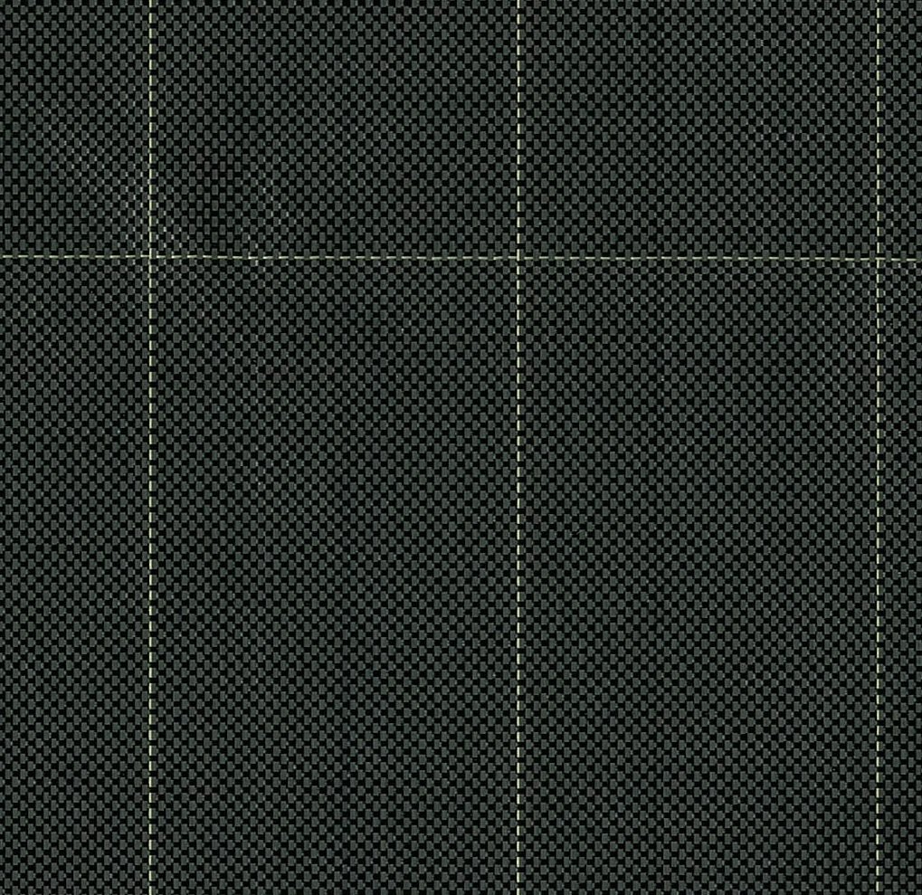 Carbon Fiber Fabric, 5.7 oz x 60'' wide, 3k, with kevlar tracers. 10 yard roll