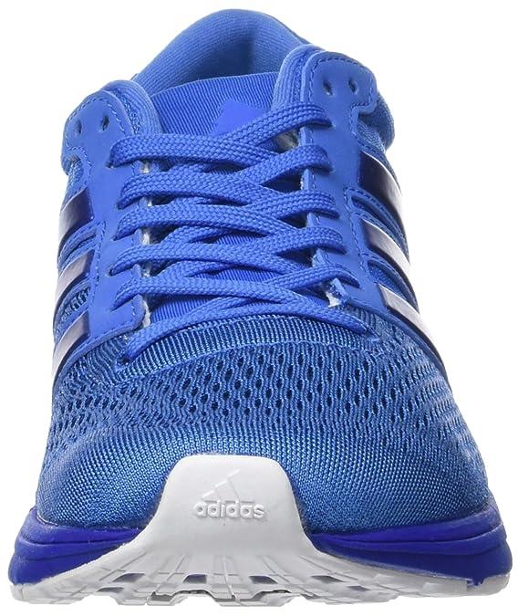 Adidas  mujer adizero Boston 6 zapatillas de trail corriendo , azul (Ray Azul